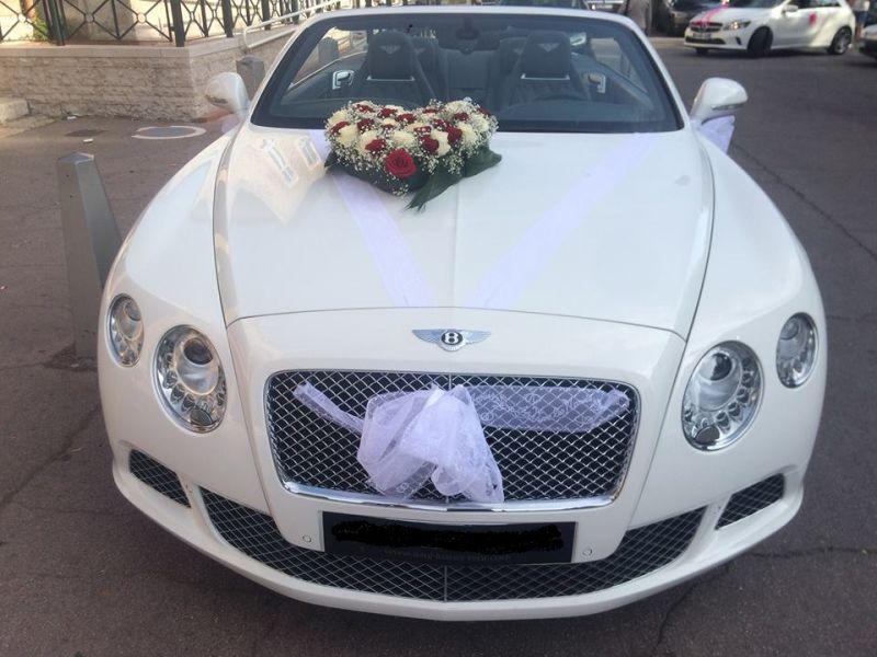 Préférence voiture de luxe avec chauffeur pour mon mariage à roquevaire  XV34