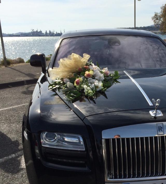 roll royce la location pour un mariage cannes avec chauffeur particulier louer une voiture. Black Bedroom Furniture Sets. Home Design Ideas